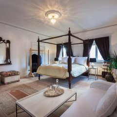 Отель Frederiksberg Mansion B&b Фредериксберг комната для гостей фото 2