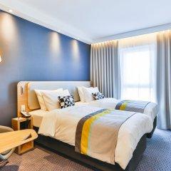 Отель Holiday Inn Express Karlsruhe - City Park комната для гостей фото 5
