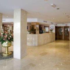 Отель Hi! Gardenia Park Hotel Испания, Фуэнхирола - отзывы, цены и фото номеров - забронировать отель Hi! Gardenia Park Hotel онлайн интерьер отеля фото 2