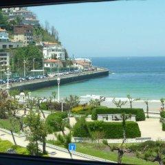 Отель Ezeiza Испания, Сан-Себастьян - отзывы, цены и фото номеров - забронировать отель Ezeiza онлайн пляж фото 2