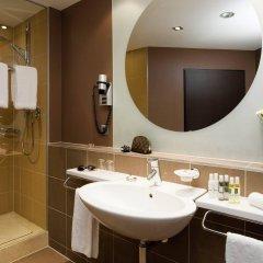 Отель Mercure Muenchen City Center Мюнхен ванная