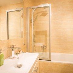 Отель LeoApart ванная