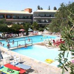 Telemachos Hotel бассейн фото 2