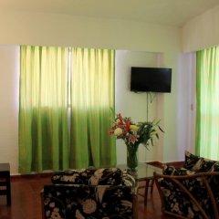 Отель Suites Plaza Del Rio Пуэрто-Вальярта удобства в номере фото 2