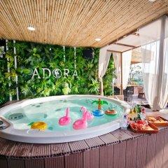 Adora Hotel бассейн фото 2