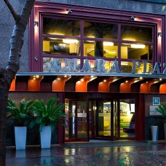 Отель Silken Amara Plaza Испания, Сан-Себастьян - 1 отзыв об отеле, цены и фото номеров - забронировать отель Silken Amara Plaza онлайн бассейн фото 2