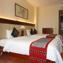 Отель Hanoi Elegance Happy Hotel Вьетнам, Ханой - 1 отзыв об отеле, цены и фото номеров - забронировать отель Hanoi Elegance Happy Hotel онлайн комната для гостей фото 3