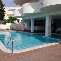 Отель AlvorMar Apts Португалия, Портимао - отзывы, цены и фото номеров - забронировать отель AlvorMar Apts онлайн бассейн