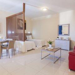 Отель Blubay Suites Мальта, Гзира - отзывы, цены и фото номеров - забронировать отель Blubay Suites онлайн комната для гостей фото 2
