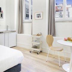 Отель Ascensor da Bica - Lisbon Serviced Apartments Португалия, Лиссабон - отзывы, цены и фото номеров - забронировать отель Ascensor da Bica - Lisbon Serviced Apartments онлайн комната для гостей фото 4