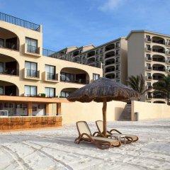 Отель Emporio Cancun пляж фото 2