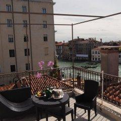 Отель Dei Dragomanni Венеция балкон