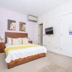 Отель LBS Victoria Великобритания, Лондон - отзывы, цены и фото номеров - забронировать отель LBS Victoria онлайн комната для гостей фото 4