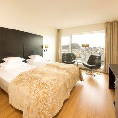 Отель Scandic Parken Норвегия, Олесунн - отзывы, цены и фото номеров - забронировать отель Scandic Parken онлайн комната для гостей фото 2