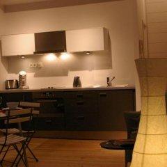 Отель Aparthotel Typically Brussels Брюссель удобства в номере фото 2