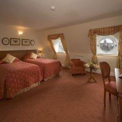 Отель Old Waverley Hotel Великобритания, Эдинбург - отзывы, цены и фото номеров - забронировать отель Old Waverley Hotel онлайн удобства в номере