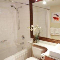 Отель Vancouver Extended Stay Канада, Ванкувер - отзывы, цены и фото номеров - забронировать отель Vancouver Extended Stay онлайн ванная