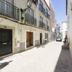 Апартаменты The Central Lisbonary Apartment парковка