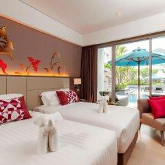 Отель Grand Mercure Phuket Patong 5* Номер Делюкс с различными типами кроватей фото 3