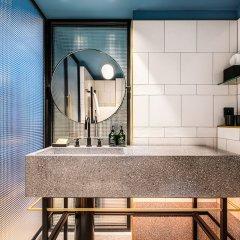 Отель Maximilian Чехия, Прага - 1 отзыв об отеле, цены и фото номеров - забронировать отель Maximilian онлайн ванная