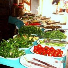 Отель Kapor Organik çiftlik evi Аванос питание фото 2