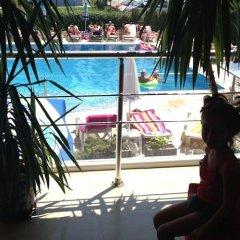 Отель Amaris Болгария, Солнечный берег - отзывы, цены и фото номеров - забронировать отель Amaris онлайн балкон