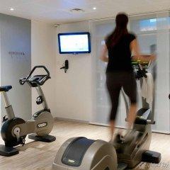 Отель Novotel Suites Cannes Centre фитнесс-зал