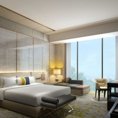 Отель Sheraton Shenzhen Nanshan Шэньчжэнь комната для гостей