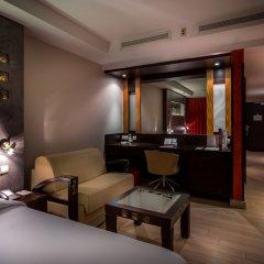Отель Manava Suite Resort Tahiti удобства в номере