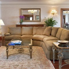 Отель The Ritz-Carlton, Istanbul интерьер отеля