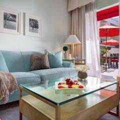 Luxe Hotel Rodeo Drive комната для гостей фото 3
