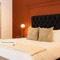 Отель Luxurious 3 BR 2 BA in Chic Polanco District Мехико комната для гостей