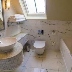 St Paul Hotel ванная
