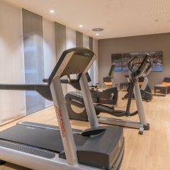 Отель Holiday Inn Dusseldorf City Toulouser Allee фитнесс-зал фото 2