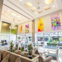 Отель Pratunam City Inn Таиланд, Бангкок - отзывы, цены и фото номеров - забронировать отель Pratunam City Inn онлайн интерьер отеля фото 2