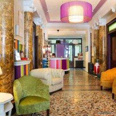 Hotel Astoria Torino Porta Nuova интерьер отеля