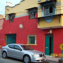 Отель Casa de las Flores Мексика, Тлакуепакуе - отзывы, цены и фото номеров - забронировать отель Casa de las Flores онлайн вид на фасад