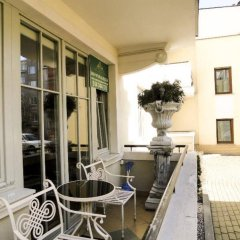Отель Apartament Wiktor Сопот балкон