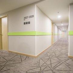 Отель Hi Inn Suzhou New Guanqian Branch интерьер отеля фото 4