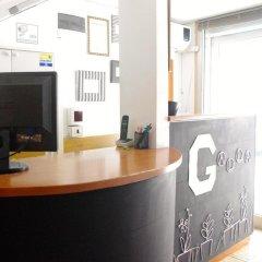 Hotel Galla интерьер отеля