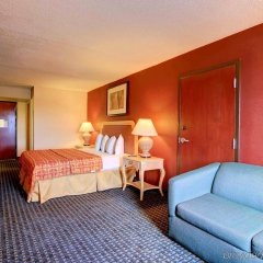 Отель Red Roof Inn Atlanta Six Flags комната для гостей фото 5