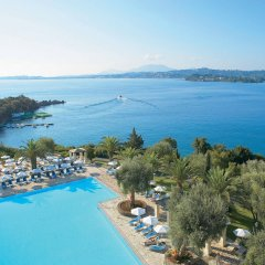 Отель Corfu Imperial, Grecotel Exclusive Resort пляж фото 2