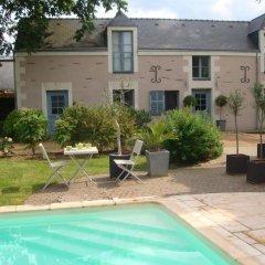Отель La Demeure du Goupil бассейн фото 2