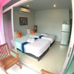 Отель The Room Patong балкон