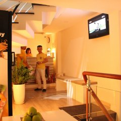 Legend Saigon Hotel интерьер отеля