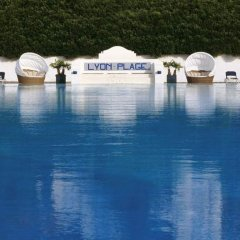 Отель Lyon Métropole Франция, Лион - отзывы, цены и фото номеров - забронировать отель Lyon Métropole онлайн пляж