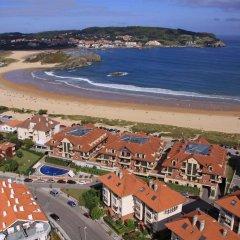 Hotel Marítimo Ris пляж