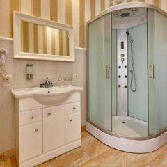 Гостиница Novahoff спа курорт в Красногорске - забронировать гостиницу Novahoff спа курорт, цены и фото номеров Красногорск ванная фото 2