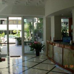 Hotel Villa Linda Риччоне интерьер отеля фото 2