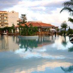 Отель Suite Hotel Eden Mar Португалия, Фуншал - отзывы, цены и фото номеров - забронировать отель Suite Hotel Eden Mar онлайн бассейн фото 3